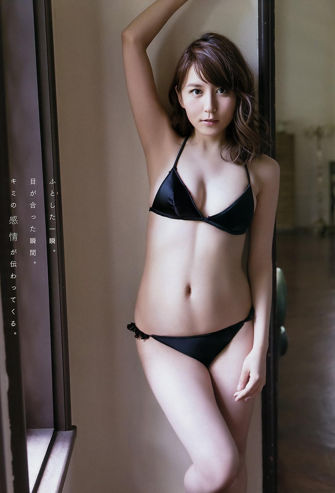 大場美奈(SKE48)高画質水着画像